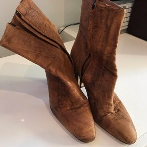 Iron boots size 37